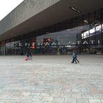 Rotterdam CS buitenruimte 16000m2